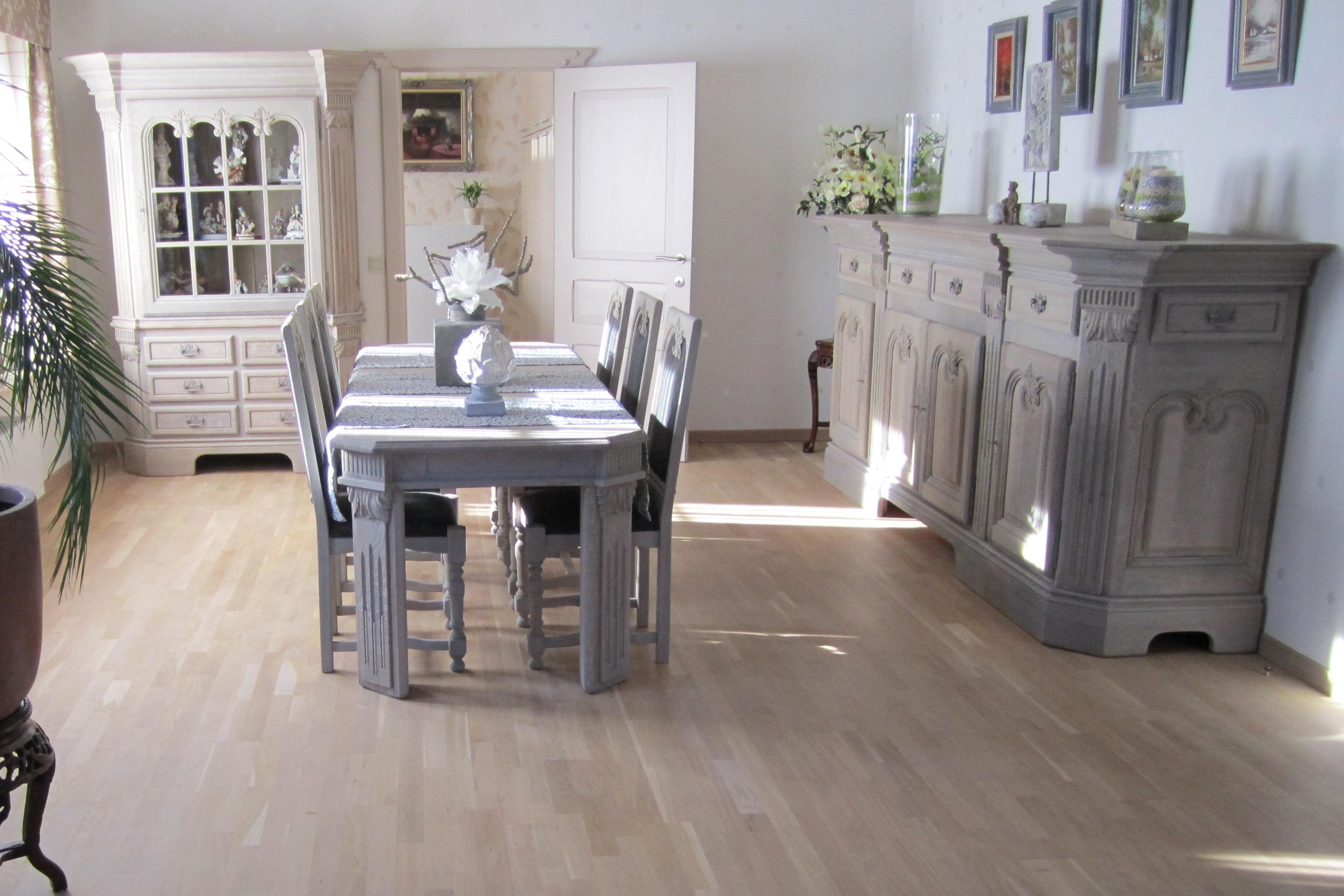 Decapo meubelrenovatie avelgem - Peindre une salle a manger ...