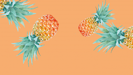 Banner ananas